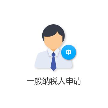 为企业提供一般纳税人申请服务